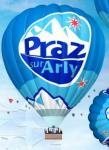 Maquette de la nouvelle montgolfière de Praz sur Arly 2019